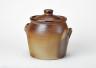 Large Hotpot, John Leach, 1977-1978, Crafts Council Collection: P279. Photo: Stokes Photo Ltd.