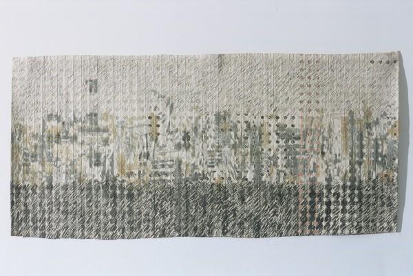 Andolan Cloth, Matthew Harris, 2002, Crafts Council Collection: T166. Photo: Heini Schneebeli