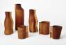 Mugs and Bottles, Simon Hasan, 2010, Crafts Council Collection: HC1058-HC1063. Photo: Stokes Photo Ltd