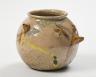 Self Portrait Goldfish Bowl, Jill Crowley, 1978, Crafts Council Collection: P225. Photo: John Hammond