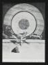 Flyer, Noel Dyrenforth: Batik, Oxford Gallery, 1976, Crafts Council Collection: AM195. © Estate of Joan Crossley-Holland and Noel Dyrenforth
