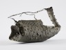 Tail of the Dog, Gillian Lowndes, 1983, Crafts Council Collection: P324. Photo: John Hammond.