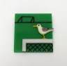 Brooch, Rosalind Perry, 1976, Crafts Council Collection: J41. Photo: Todd-White Art Photography.