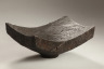 Rectangular Bowl, Jim Partridge, 1985, Crafts Council Collection: W66. Photo: Heini Schneebeli