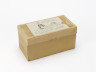 Box for 'A Good Row' or 'Bullseye', Sam Smith, 1972 - 1973, Crafts Council Collection: W1d. Photo: Stokes Photo Ltd.