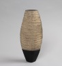 Striped Vessel, Malcolm Martin, 1998, Crafts Council Collection: W124. Photo: Todd-White Art Photography.