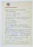Purchase Information Sheet, The Story of Cupid and Psyche, Sebastian Carter, 12 September 1977, Crafts Council Collection: AM59. © Sebastian Carter