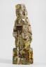 Virgin & Child, Philip Eglin, 2001, Crafts Council Collection: P476. Photo: John Hammond