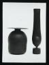 Photograph, Pots by Hans Coper, photographer Geremy Butler, c.1972. Crafts Council Collection: AM279.