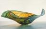 Contour Bowl, Bob Crooks, 2002. Crafts Council Collection: G94. Photo: Nick Moss.