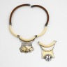 Necklace, Catherine Mannheim, 1973, Crafts Council Collection: J11. Photo: Todd-White Art Photography.