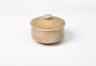 Butter Pot, Sarah Walton, 1980. Crafts Council Collection: P252b. Photo: Stokes Photo Ltd.