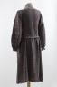 Knitted Dress, Anne Fewlass, 1979, Crafts Council Collection: T37. Photo: John Hammond