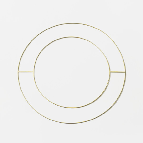 Primary Orbits, David Watkins, 1983, Crafts Council Collection: J158. Photo: Todd-White Art Photography.