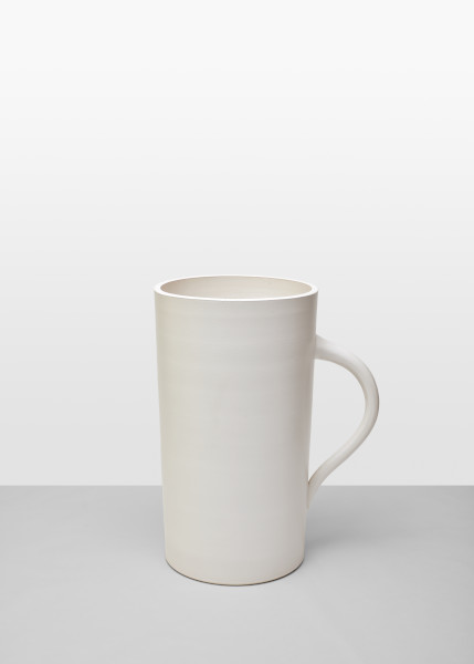 Large Cup with Handle, Julian Stair, 2018. Crafts Council Collection: 2019.20. Photo: Stokes Photo Ltd.