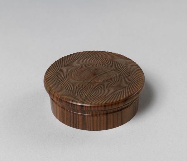 Box, David Pye, 1976, Crafts Council Collection: W12. Photo: Todd-White Art Photography.