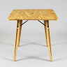 Prototype Square Table, Michael Marriott, 1994, Crafts Council Collection: W106. Photo: Todd-White Art Photography.
