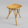 S10 Production Stool, David Wolton, 1996, Crafts Council Collection: W113. Photo: Todd-White Art Photography.