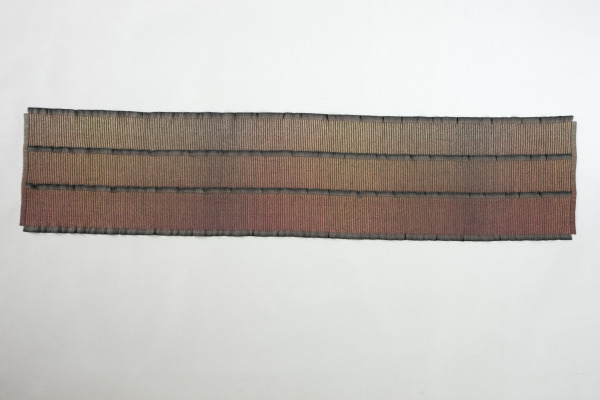 Finned Scarf, Ann Richards, 1988, Crafts Council Collection: T115. Photo: Heini Schneebeli.