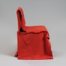 Bunny Chair, Tord Boontje, 2001, Crafts Council Collection: W149. Photo: Todd-White Art Photography.