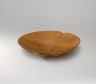 Wooden Dish, David Pye, 1975, Crafts Council Collection: W9. Photo: Todd-White Art Photography.