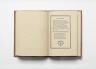 Caracteres de l'imprimerie, nouvellement graves par S.P. Fournier le jeune, Graveur & Fondeur de Caracteres, David Chambers, 1975. Crafts Council Collection: B13. Photo: Stokes Photo Ltd.