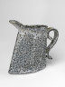 Road jug form, Emmanuel Cooper, 2000, Crafts Council Collection: P473. Photo: Todd-White Art Photography