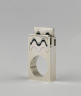 Ring, Brian Glassar, 1973, Crafts Council Collection: J77. Photo: Todd-White Art Photography.