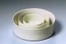 Pot, Chun Liao, 2001, Crafts Council Collection: P478.1, P478.2 and P478.3. Photo: James Austin.