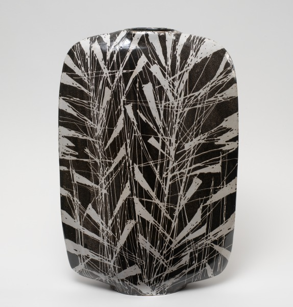 Reeds Vase, James Tower, 1918-1998, Crafts Council Collection: P443. Photo: Todd-White Art Photography.