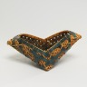 Basket, Maggie Henton, 1994, Crafts Council Collection: W99. Photo: Todd-White Art Photography.