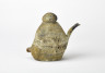 Teapot Catalogue No. 5, Jill Crowley, 1974, Crafts Council Collection: P208.1, P208.2. Photo: Stokes Photo Ltd.