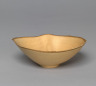 Holly Bowl with Bark Rim, Richard Raffan, 1981, Crafts Council Collection: W40. Photo: Todd-White Art Photography.