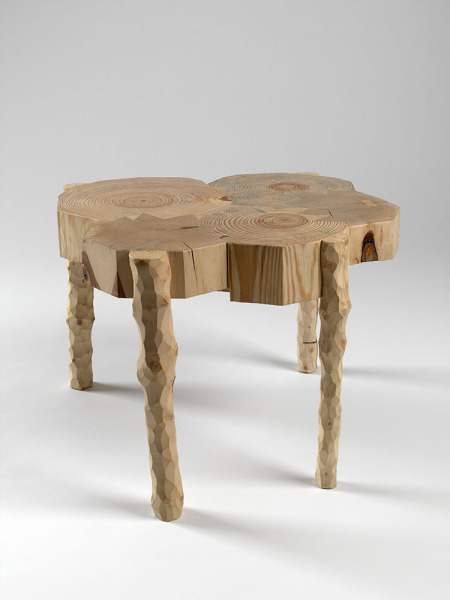Low Table (from Christmas Tree Project), Fabien Cappello, 2011 Crafts Council Collection: W163. Photo: Todd-White Art Photography.