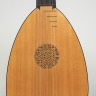 Seven-Course Tenor Lute, Stephen Gottlieb, 1979, Crafts Council Collection: W23. Photo: Nick Moss