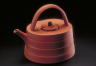 Oval Teapot, Julian Stair, 2000, Crafts Council Collection: P470.