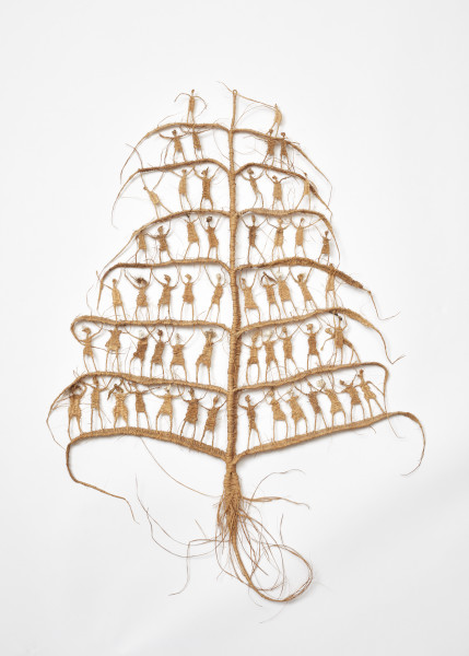 Tree of Life, Tadek Beutlich. Crafts Council Collection: 2019.5. Photo: Stokes Photo Ltd.