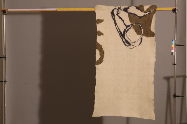 Scissors, Heather Belcher, 1987, Crafts Council Collection: T98. Photo: Heini Schneebeli.