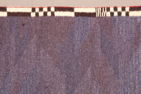 Rug, Stella Benjamin, 1992, Crafts Council Collection: T117. Photo: Heini Schneebeli.