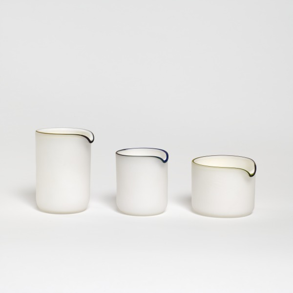 Jugs, Peter Hanauer, 1983, Crafts Council Collection: G27. Photo: Todd-White Art Photography.