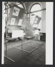 Photograph, Installation view of 'Objects, Paintings and Drawings', photographer unknown, 1973, Crafts Council Collection: AM218.