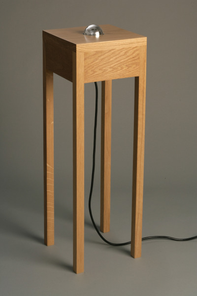 Table Light, Michael Anastassiades, 2006, Crafts Council Collecton: W157. Photo: Heini Schneebeli.