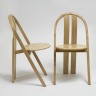 C3 Stacking Chair, David Colwell, 1986, Crafts Council Collection: W70. Photo: Todd-White Art Photography.