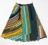 Skirt 327, Alison Willoughby, 2013. Crafts Council Collection: 2018.7. Photo: Relic Imaging Ltd.