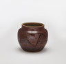 Sugar Jar,Winchcombe Pottery & Ray Finch, 1972, Crafts Council Collection: P50.1. Photo: Stokes Photo Ltd.