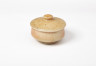Butter Pot, Sarah Walton, 1980. Crafts Council Collection: P252a. Photo: Stokes Photo Ltd.
