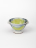 Footed Bowl, Daphne Carnegy, 1991. Crafts Council Collection: P404a. Photo: Stokes Photo Ltd.