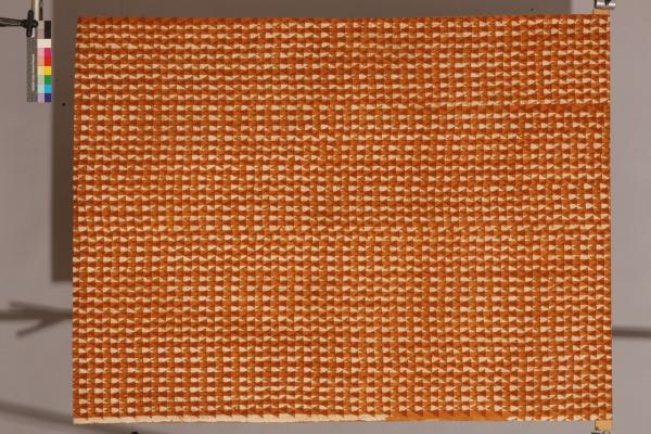 Triangles, Susan Bosence, 1991, Crafts Council Collection: T104. Photo: Heini Schneebeli.