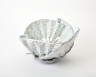 Fan Bowl, Carol McNicoll, 1980. Crafts Council Collection: P257. Photo: Stokes Photo Ltd.