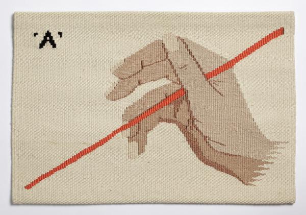 How To Use Chopsticks A, Joanna Buxton, 1978, Crafts Council Collection: T41a. Photo: John Hammond